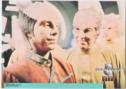 BABYLON 5     MINBARI    WARNER  BROS.  1998 - Babylon 5