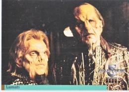 BABYLON 5    LUMATI    WARNER  BROS.  1998 - Babylon 5