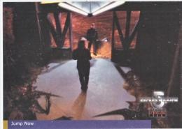 BABYLON 5    JUMP  NOW    WARNER  BROS.  1998 - Babylon 5