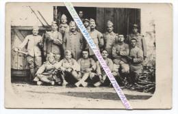 14/18 CARTE PHOTO : 126e RI  ( BRIVE ) /  NOVEMBRE 1918 / 126e  REGIMENT D´ INFANTERIE............. - Guerre, Militaire