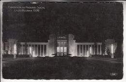 LILLE 59 - Palais Des Nations :  Exposition Du Progrès Social LILLE - ROUBAIX 1939 - CPSM  CPM - Nord - Lille