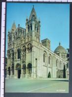 LA CATHEDRALE - ANGOULEME - 2 Scans (Nº06802) - Angouleme