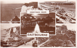 PC Eastbourne - Multi-view Card (4210) - Eastbourne