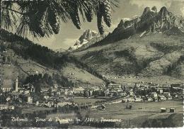 FIERA DI PRIMIERO  TRENTO  Panorama - Trento