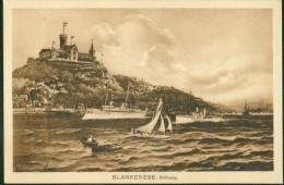 Alte Postkarte:Blankenes.Süllberg.nicht Gel. - Blankenese