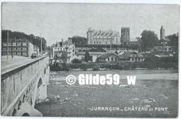 JURANCON - Ch�teau et Pont