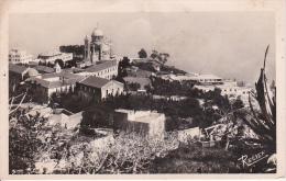 CPA Alger - Notre-Dame D´Afrique Et Le Collège - 1950 (4223) - Algerien
