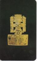 PC Gold Pins From Tomb At Zaachilla (4227) - Mexiko