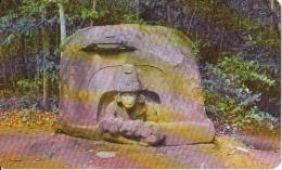 """PC Archeological Pieces In """"La Venta"""" Museum, Villahermosa (4230) - Mexiko"""