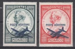MONACO 1946 MH * FALZ CHARNIERE TRACCIA DI LINGUELLA - Monaco