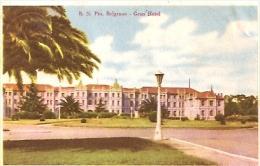 ARGENTINA-PUNTA ALTA: POSTAL PUERTO BELGRANO GRAN HOTEL. CIRCULATED 1957. GECKO.