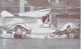 CUSTOM  CAR  1954  OLDSMOBILE    READ  BACKSIDE - Postcards