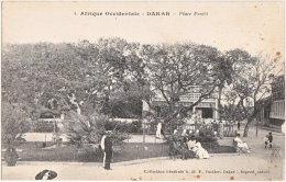 DAKAR. Place Protêt. 4 - Sénégal