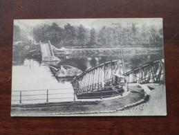 Le Pont - Anno 19?? ( Zie Foto Voor Details ) !! - Engis