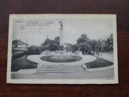 Le Monument De La Victoire - Anno 1947 ( Zie Foto Voor Details ) !! - Verviers