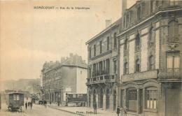 HOMECOURT  RUE DE LA REPUBLIQUE - Homecourt