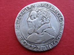 STRASBOURG......TESTON CHARLES II DE LORRAINE VAUDEMONT  .  Alsace - 476-1789 Lehnsperiode