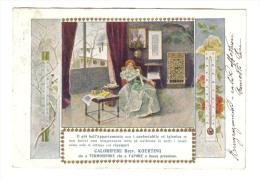 Caloriferi Brev. Koerting  VIAGGIATA 1903 ( Conservazione Come Da Scan  ) C.1647 - Belle-Arti