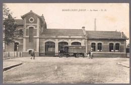 HOMECOURT - JOEUF . La Gare . - Homecourt