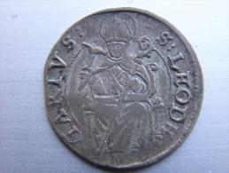MURBACH ET LURE..... 2 BATZEN DE 1624......alsace - 476-1789 Lehnsperiode