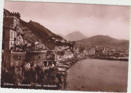 Cpsm Italie   Campania  Salerno Lato Occidentale - Salerno