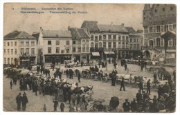 Geraardsbergen Grammont Tentoonstelling Der Koeien - Veemarkt 1909 - Geraardsbergen