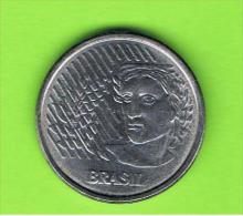 BRASIL - 10 Centavos 1996   KM633 - Brasil