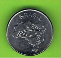 BRASIL - 10 Cruzeiros 1984  KM592 - Brasil