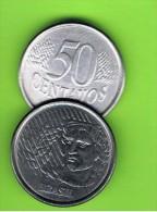 BRASIL - 50 Centavos 1994   KM635 - Brasil