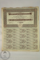 Old Share - Action Comptoir National Economique Societe Anonyme  - Paris 1923 - Acciones & Títulos