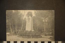 CP, 06, Le Cap Ferrat Monument élevé à La Mémoire De Leopold II Roi De Belgique N°563 Edition Arnault Villefranche - Saint-Jean-Cap-Ferrat