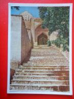 Staircase Of The Middle Group Of Mausoleums In The Sakhi-Zinda Ensemble - Samarkand - 1957 - Uzbekistan USSR - Unused - Uzbekistan