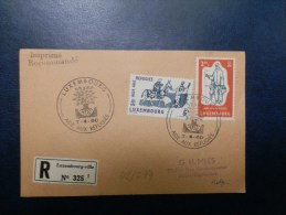 42.099    CP  LUX.  1960 - Brieven En Documenten