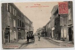 LABESSONNIE (81) - LA GRAND´RUE - France