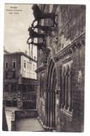 Perugia Palazzo Comunale Lato Nord   VIAGGIATA 1925 ( Conservazione Come Da Scan  ) C.1670 - Perugia