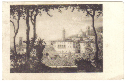 Assisi Panorama Da Santa Chiara  VIAGGIATA 1926 ( Conservazione Come Da Scan  ) C.1674 - Otras Ciudades
