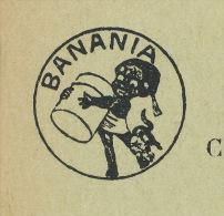 Pub Banania Petit Noir Et Chat Noir Sur 2 Cartes Expo Coloniale Marseille 1922 - Publicité