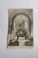 SERAINCOURT SOUVENIR DE LA MISSION 1925 PRETRES DANS L EGLISE - Autres Communes
