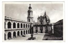 Loreto Piazza Del Santuario   VIAGGIATA 1934 ( Conservazione Come Da Scan  ) C.1676 - Italia