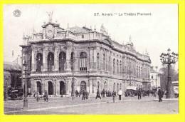 * Antwerpen - Anvers - Antwerp * (G. Hermans, Nr 57) Le Théâtre Flamand, Vlaams Theater, Belle Animation, Rare, Old - Antwerpen