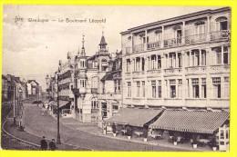 * Wenduine - Wenduyne (Kust - Littoral) * (Héliotypie De Graeve - Star, Nr 1511) Boulevard Léopold, Hotel Du Parc, Rare - Wenduine