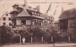 Duinbergen-sur-Mer 162: Villas Brimborion, Sunrise, Sunset - Heist