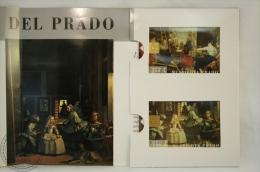 Museo Del Prado, Spain: Diego Rodriguez De Silva Velazquez - Las Hilanderas & Las Meninas - Phone Card Set - New - Cultura