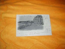 CARTE POSTALE ANCIENNE CIRCULEE DE 1901 / 3. BIARRITZ - LA PLACE BELLEVUE & LE GRAND HOTEL. ND PHOT. / BAYONNE A TASSIN - Biarritz
