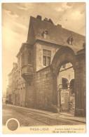 VIEUX-LIÉGE   ---  Ancien Hôtel Chevalier - Mont Saint-Martin - Liege
