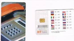 CROAZIA (CROATIA) - CHIP  - T HT 2004 HANDSET   - USED -  RIF. 6777 - Croazia