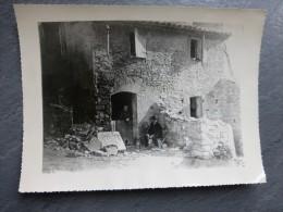 CANTAL  Photo D´Art Ancienne (vers 1930 ?) 13X18 à Localiser (2 Exemplaires); Ref 719 - Photographs