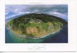 Ile De La Réunion : Route Du Littoral Saint Denis/La Possession 9719  Volcan (aérienne) - Autres