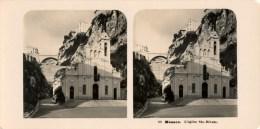 Monaco, L'Eglise Ste. Dévote - Stereoscopic