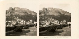 Monaco, La Terrasse Du Château - Stereoscopic